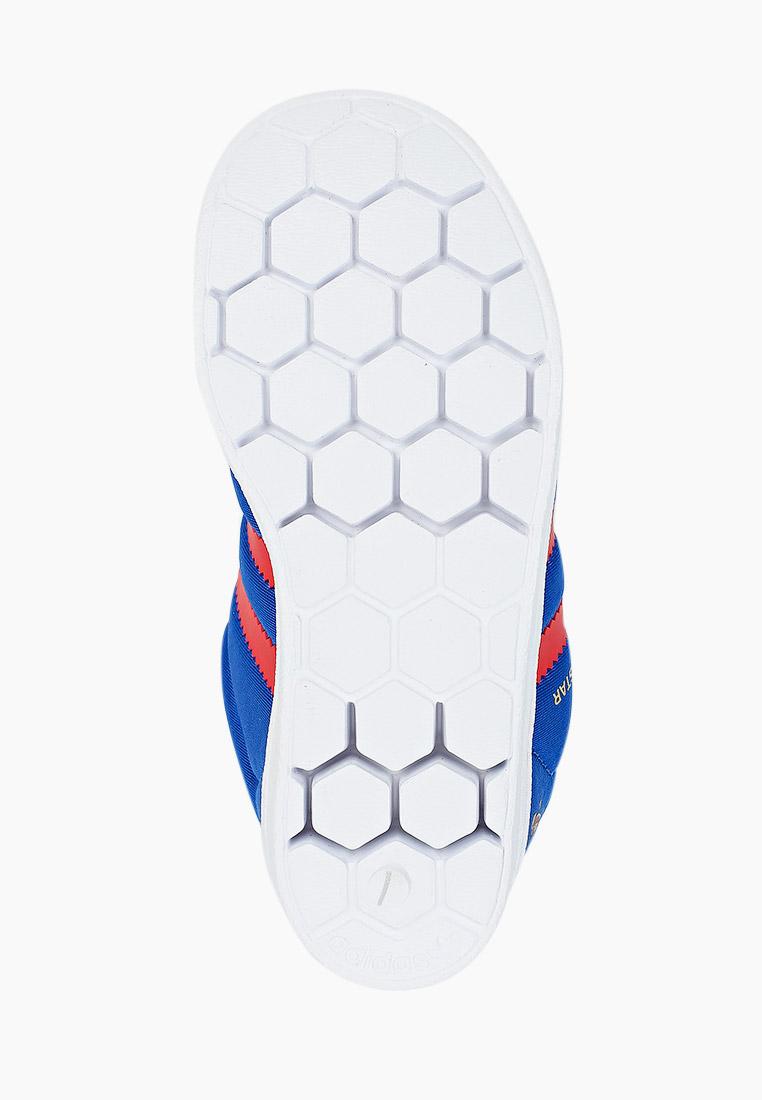 Мокасины для мальчиков Adidas Originals (Адидас Ориджиналс) FW8041: изображение 5