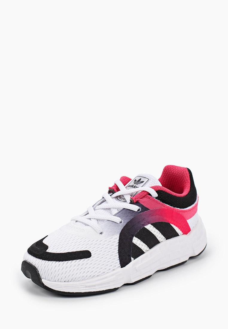 Кроссовки для мальчиков Adidas Originals (Адидас Ориджиналс) FW8047: изображение 2