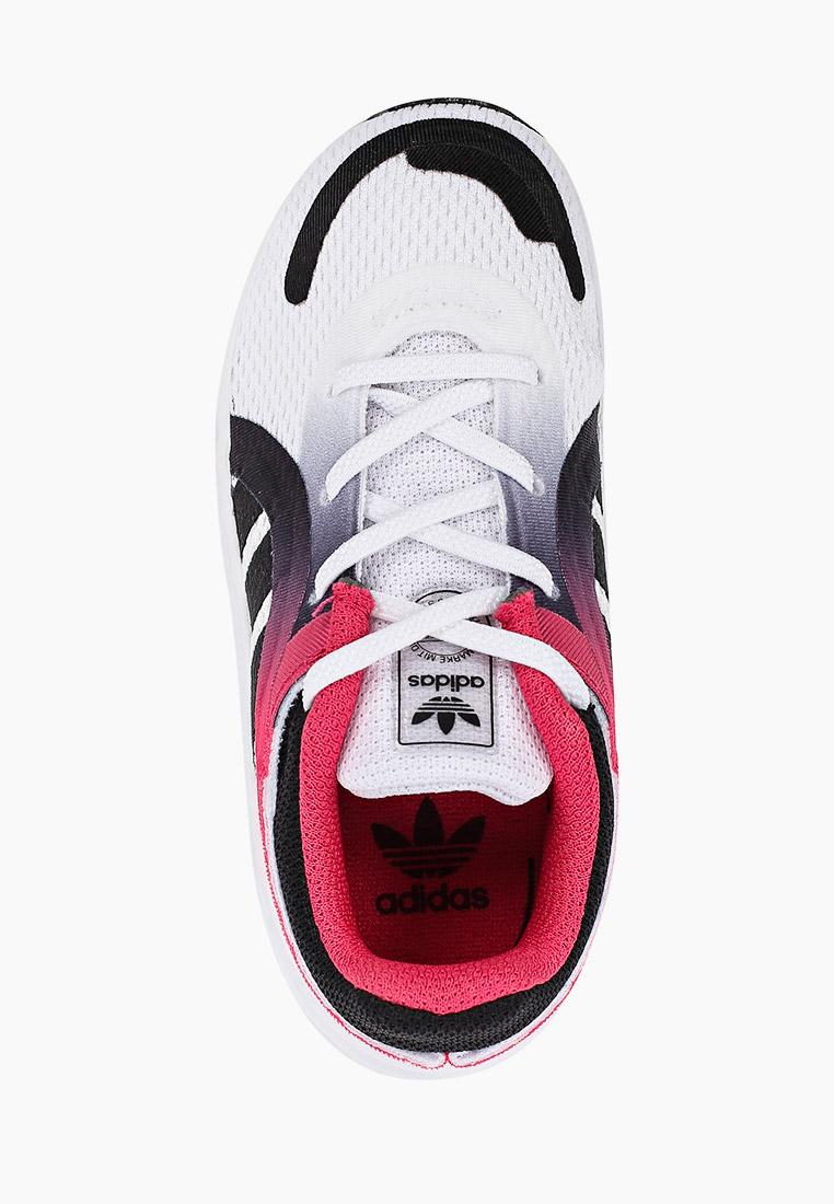Кроссовки для мальчиков Adidas Originals (Адидас Ориджиналс) FW8047: изображение 4