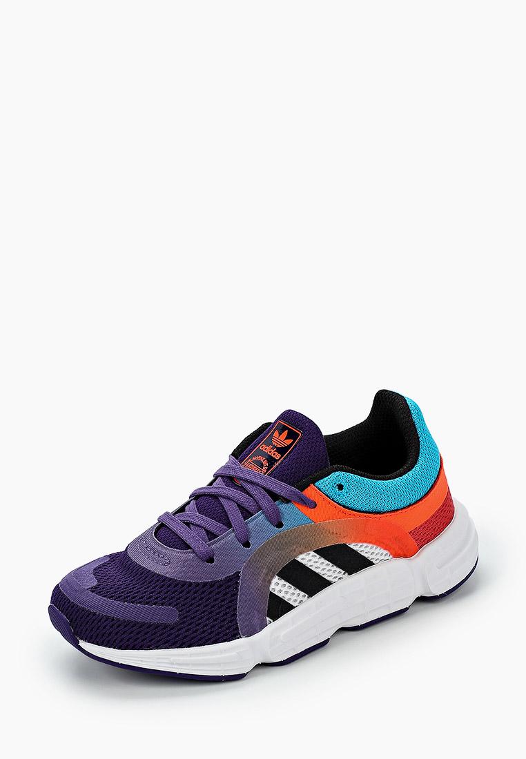 Кроссовки для мальчиков Adidas Originals (Адидас Ориджиналс) FW8044: изображение 2