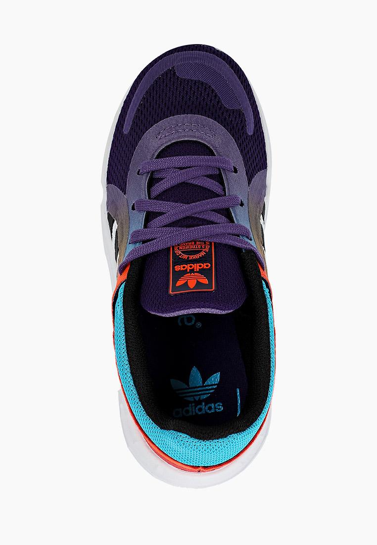 Кроссовки для мальчиков Adidas Originals (Адидас Ориджиналс) FW8044: изображение 4