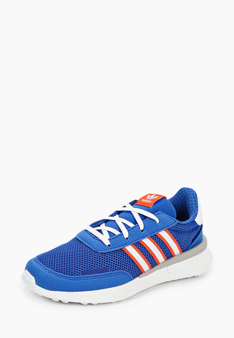 Кроссовки для мальчиков Adidas Originals (Адидас Ориджиналс) FW7852: изображение 2
