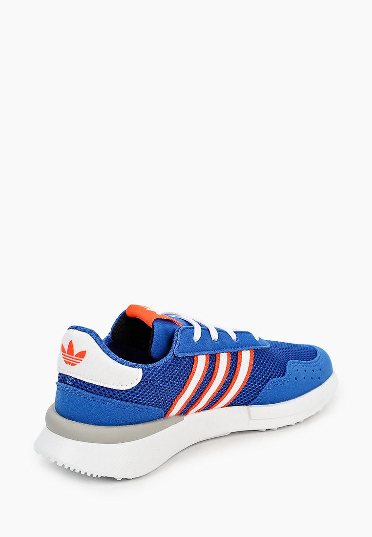 Кроссовки для мальчиков Adidas Originals (Адидас Ориджиналс) FW7852: изображение 3