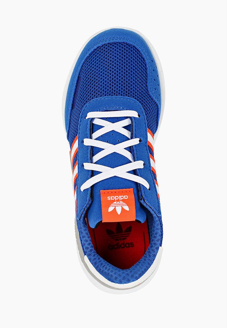 Кроссовки для мальчиков Adidas Originals (Адидас Ориджиналс) FW7852: изображение 4