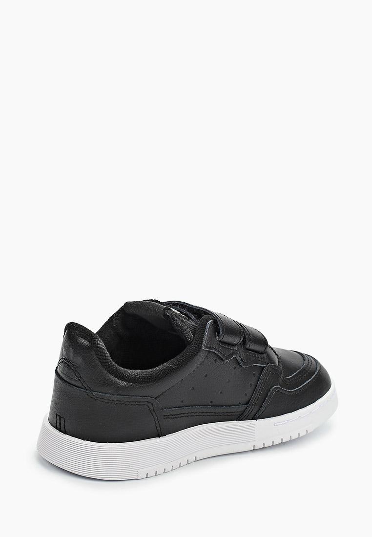 Кеды для мальчиков Adidas Originals (Адидас Ориджиналс) EG0412: изображение 3