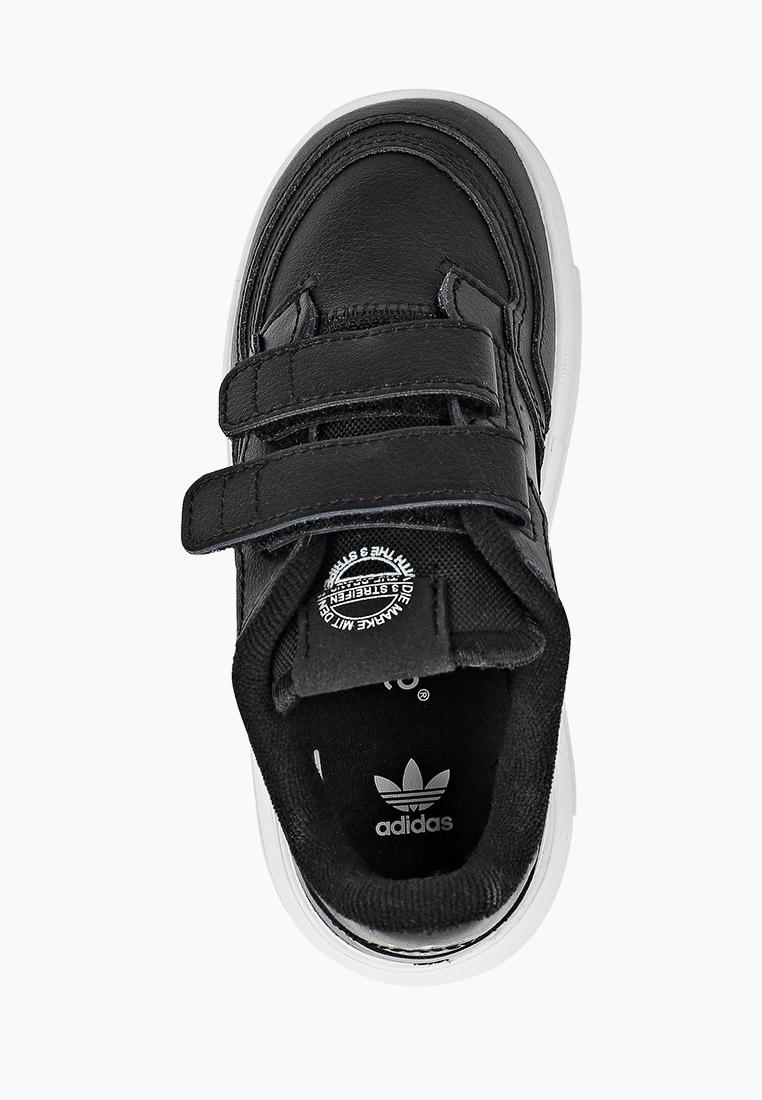 Кеды для мальчиков Adidas Originals (Адидас Ориджиналс) EG0412: изображение 4