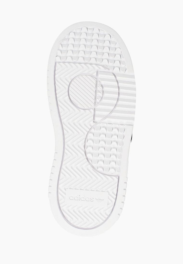 Кеды для мальчиков Adidas Originals (Адидас Ориджиналс) EG0412: изображение 5