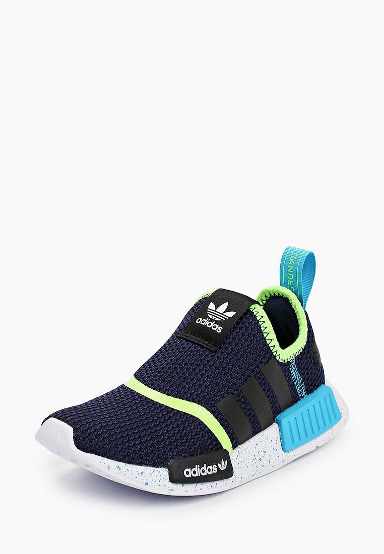 Кроссовки для мальчиков Adidas Originals (Адидас Ориджиналс) FV3378: изображение 2