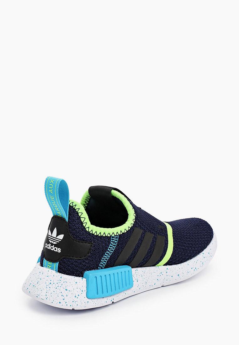 Кроссовки для мальчиков Adidas Originals (Адидас Ориджиналс) FV3378: изображение 3