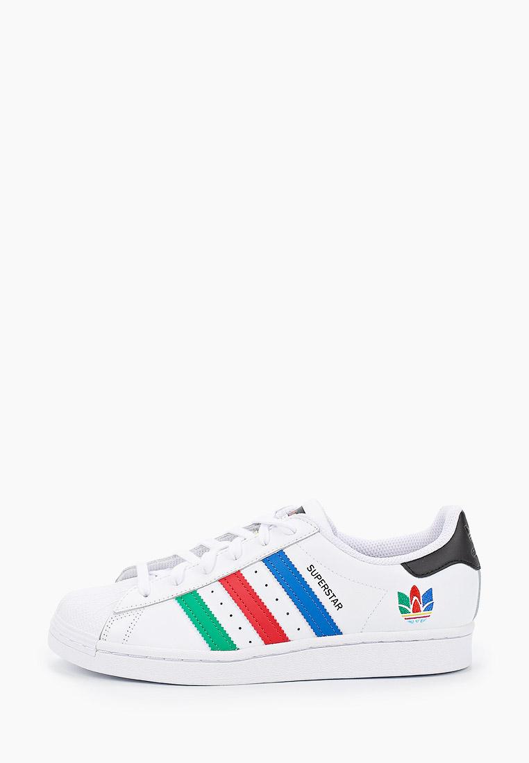 Кеды для мальчиков Adidas Originals (Адидас Ориджиналс) FW5236