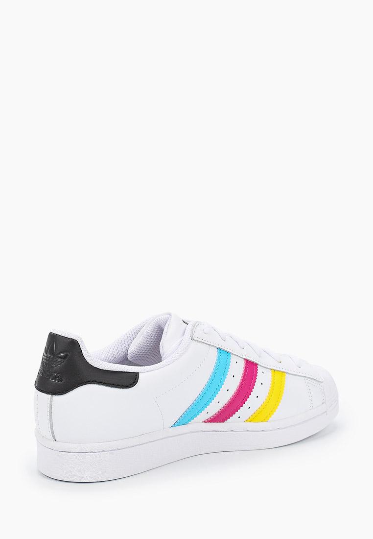 Кеды для мальчиков Adidas Originals (Адидас Ориджиналс) FW5236: изображение 3