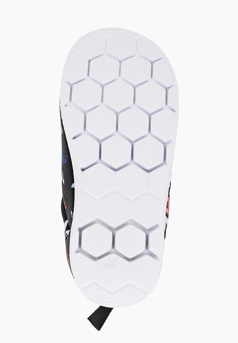Мокасины для мальчиков Adidas Originals (Адидас Ориджиналс) FW0710: изображение 5