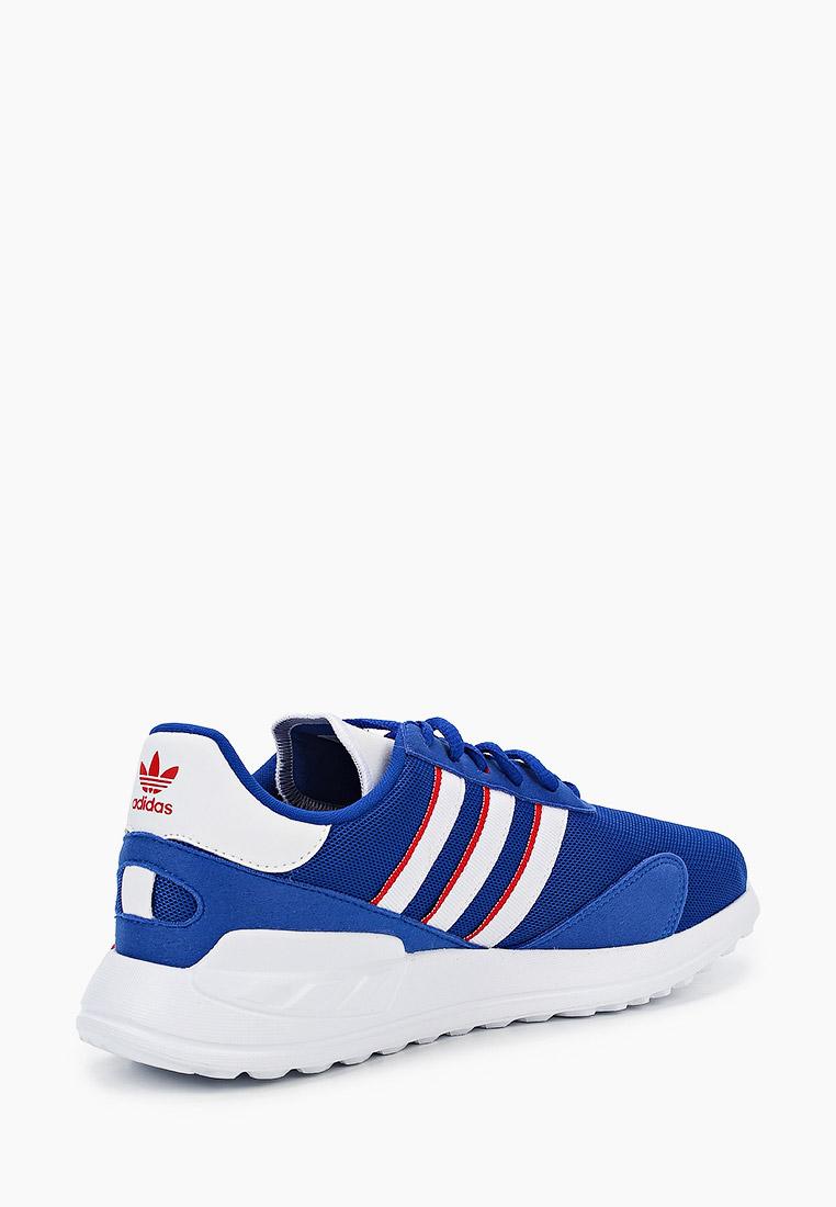 Кроссовки для мальчиков Adidas Originals (Адидас Ориджиналс) FW0582: изображение 3