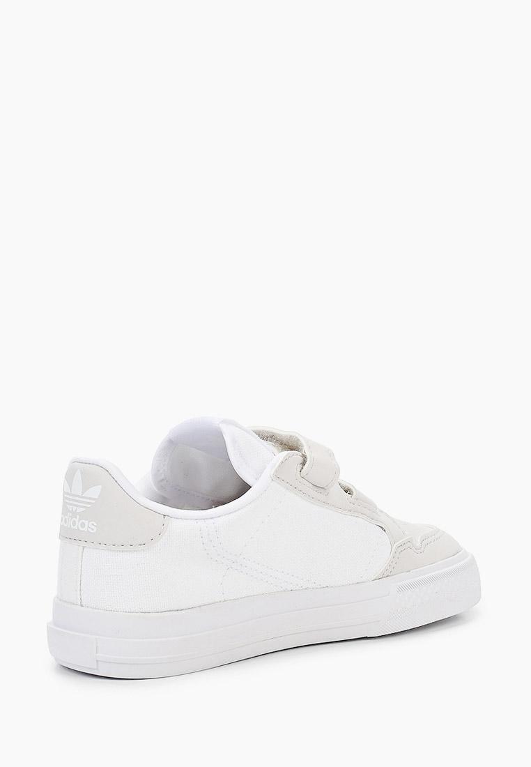 Кеды для мальчиков Adidas Originals (Адидас Ориджиналс) EG9099: изображение 3