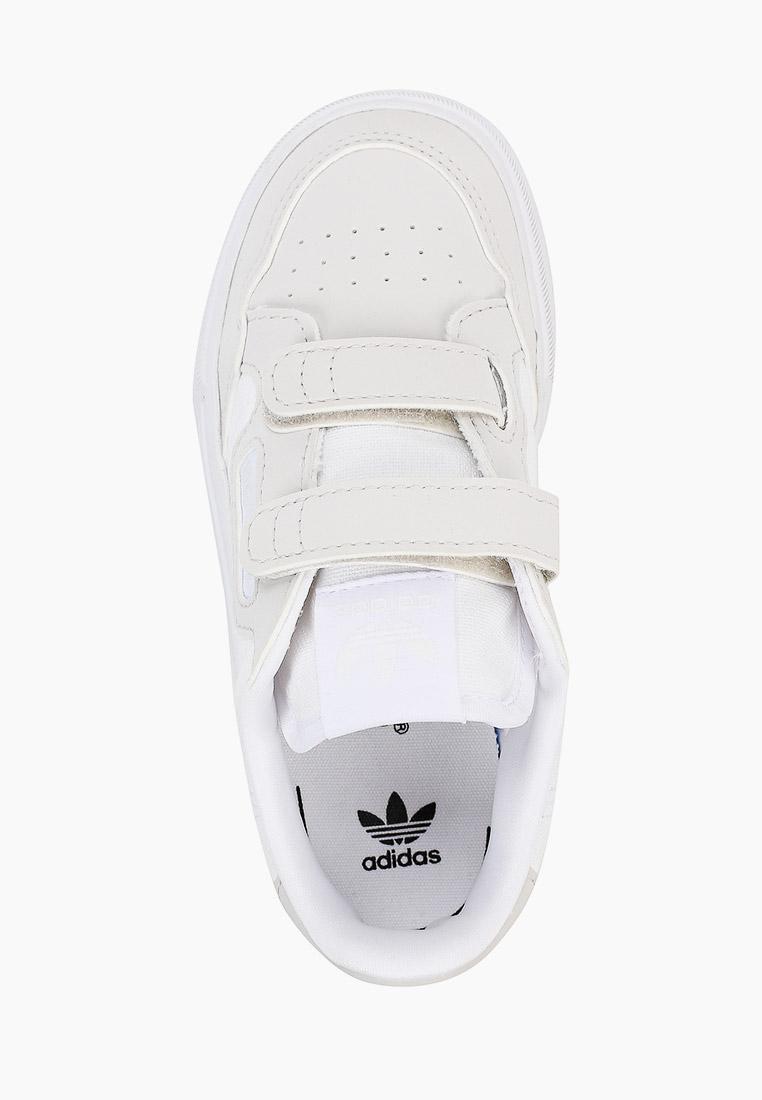 Кеды для мальчиков Adidas Originals (Адидас Ориджиналс) EG9099: изображение 4