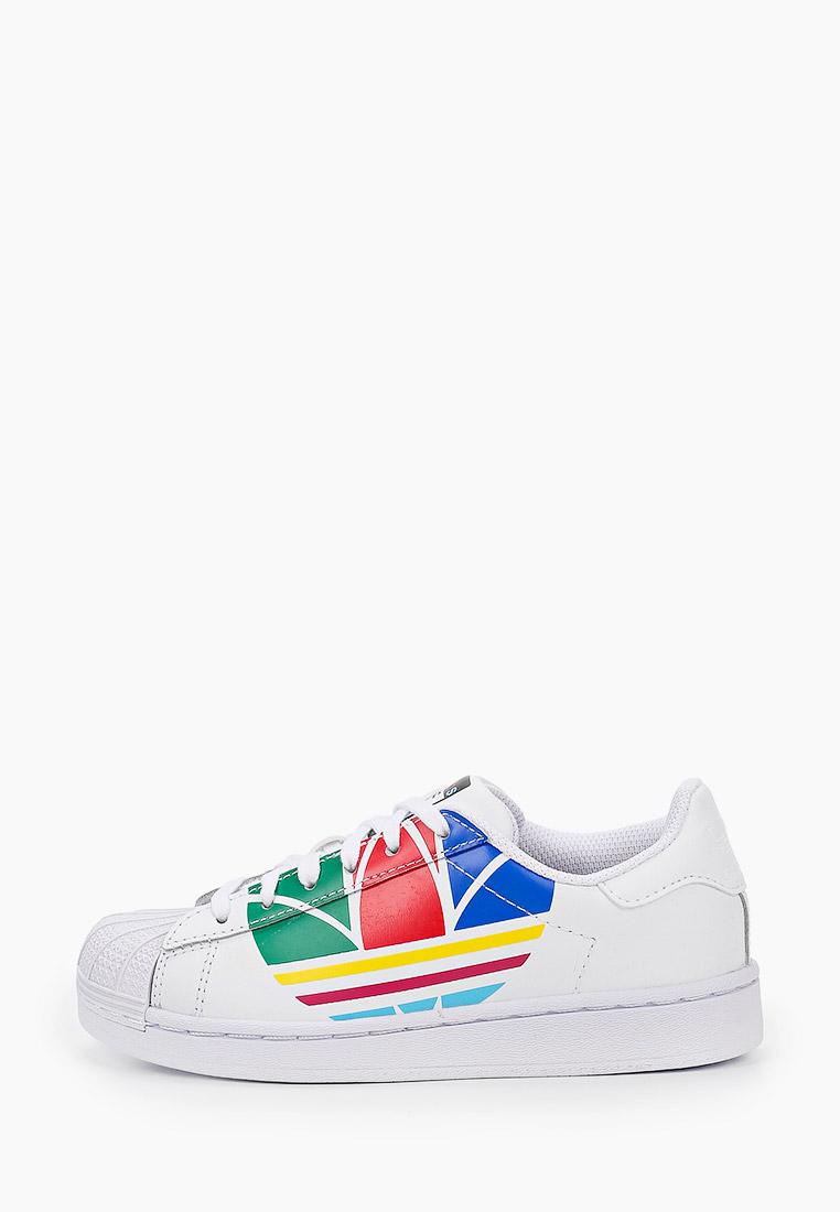 Кеды для мальчиков Adidas Originals (Адидас Ориджиналс) FW4008