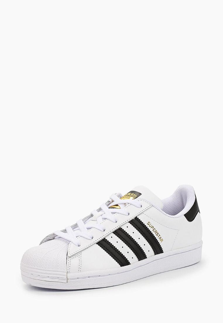 Кеды для мальчиков Adidas Originals (Адидас Ориджиналс) FU7712: изображение 2