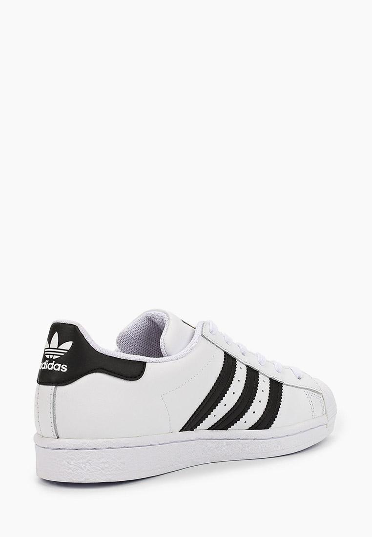Кеды для мальчиков Adidas Originals (Адидас Ориджиналс) FU7712: изображение 3