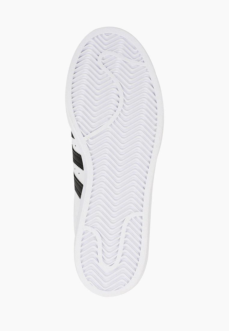 Кеды для мальчиков Adidas Originals (Адидас Ориджиналс) FU7712: изображение 5
