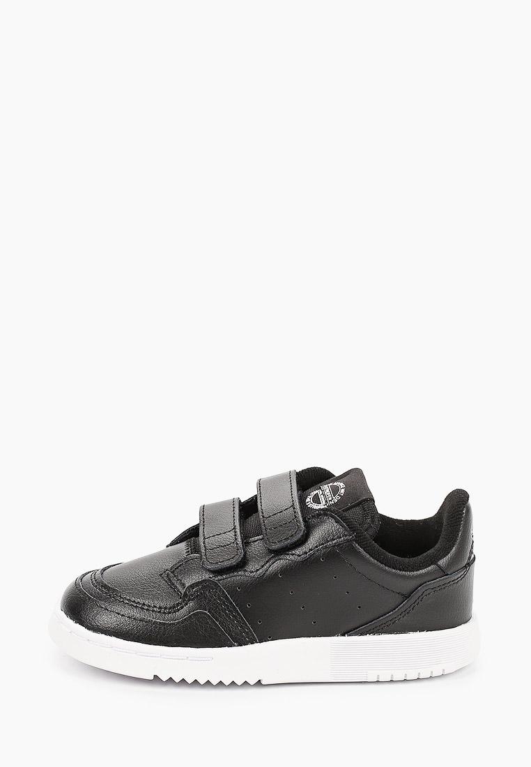Кеды для мальчиков Adidas Originals (Адидас Ориджиналс) EG0412