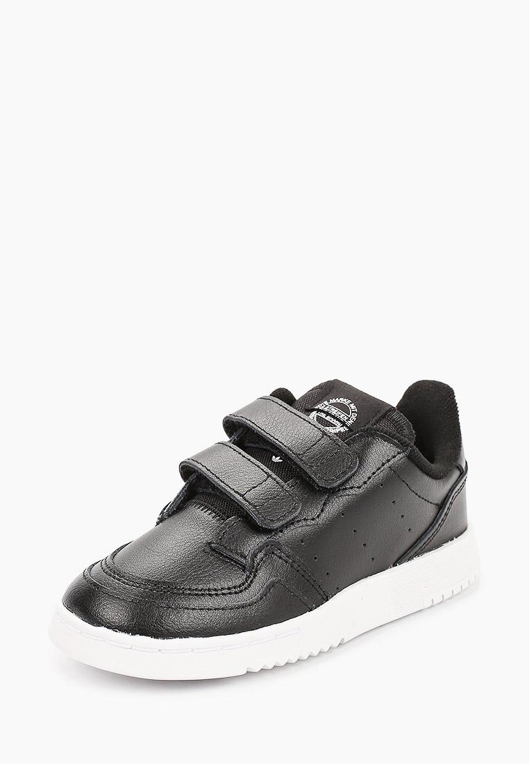 Кеды для мальчиков Adidas Originals (Адидас Ориджиналс) EG0412: изображение 7