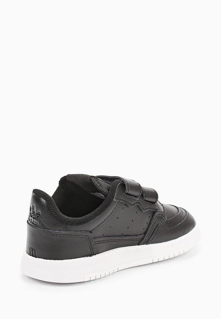 Кеды для мальчиков Adidas Originals (Адидас Ориджиналс) EG0412: изображение 8
