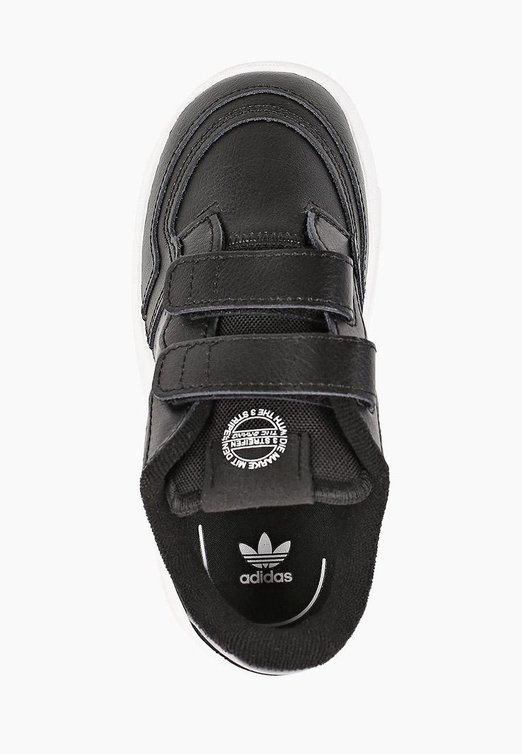Кеды для мальчиков Adidas Originals (Адидас Ориджиналс) EG0412: изображение 9