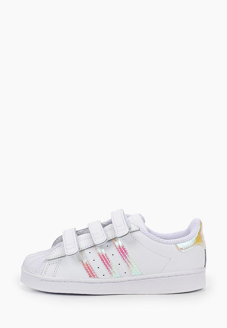Кеды для мальчиков Adidas Originals (Адидас Ориджиналс) FV3657
