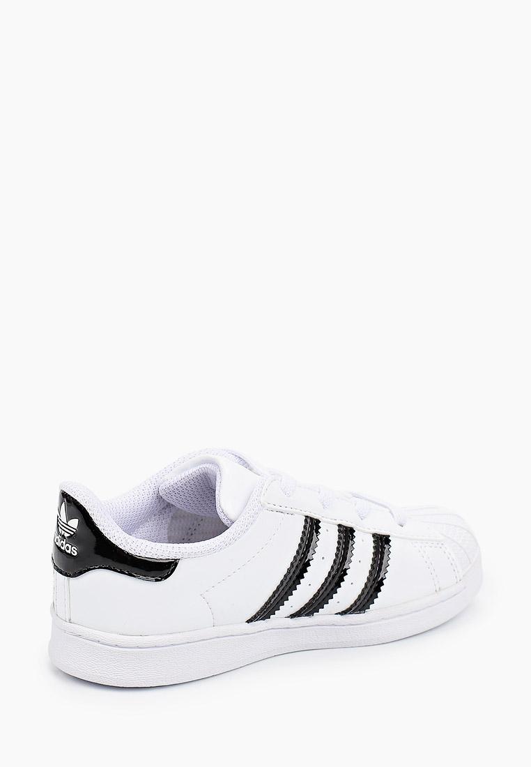 Кеды для мальчиков Adidas Originals (Адидас Ориджиналс) FW0774: изображение 3