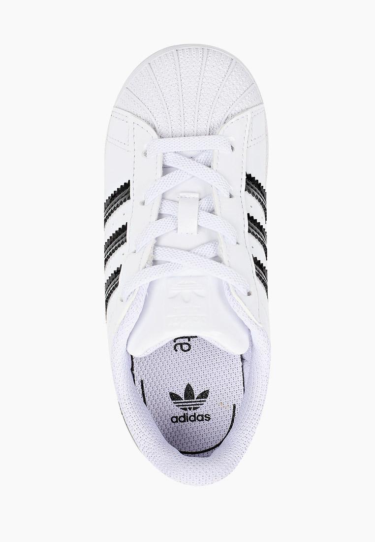 Кеды для мальчиков Adidas Originals (Адидас Ориджиналс) FW0774: изображение 4