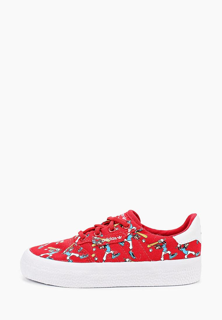 Кеды для мальчиков Adidas Originals (Адидас Ориджиналс) FW3818: изображение 1