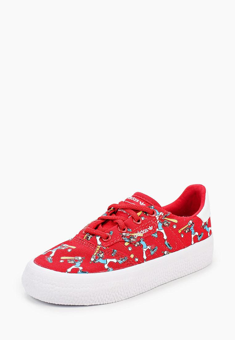 Кеды для мальчиков Adidas Originals (Адидас Ориджиналс) FW3818: изображение 2