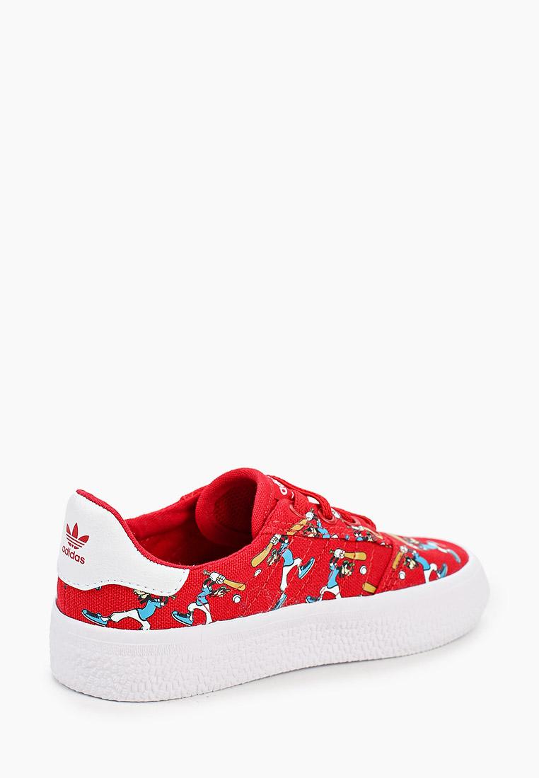 Кеды для мальчиков Adidas Originals (Адидас Ориджиналс) FW3818: изображение 3