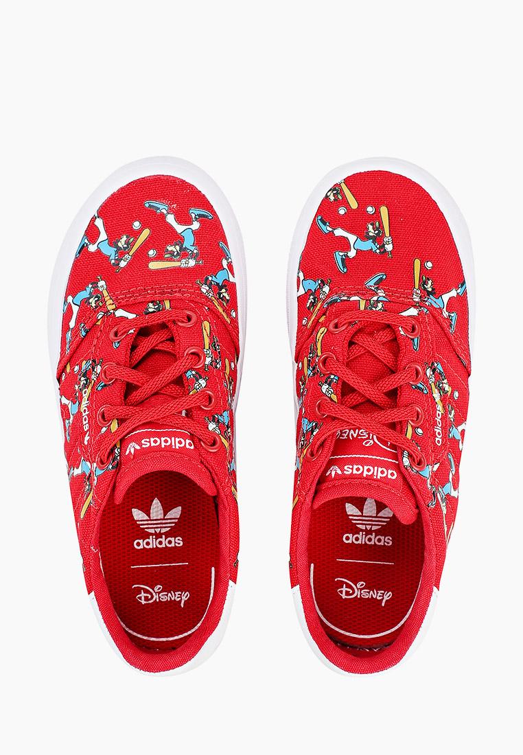 Кеды для мальчиков Adidas Originals (Адидас Ориджиналс) FW3818: изображение 4