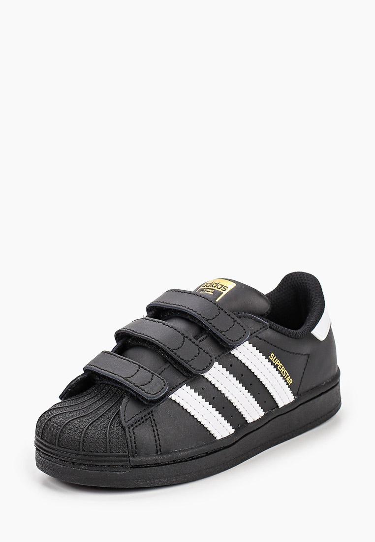 Кеды для мальчиков Adidas Originals (Адидас Ориджиналс) EF4840: изображение 2