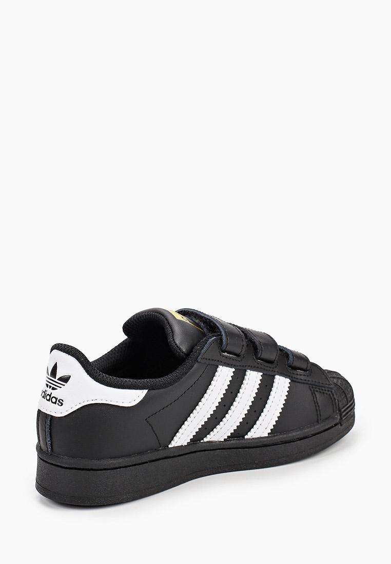 Кеды для мальчиков Adidas Originals (Адидас Ориджиналс) EF4840: изображение 3