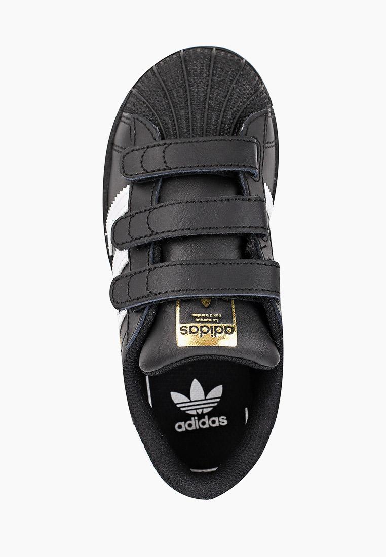 Кеды для мальчиков Adidas Originals (Адидас Ориджиналс) EF4840: изображение 4