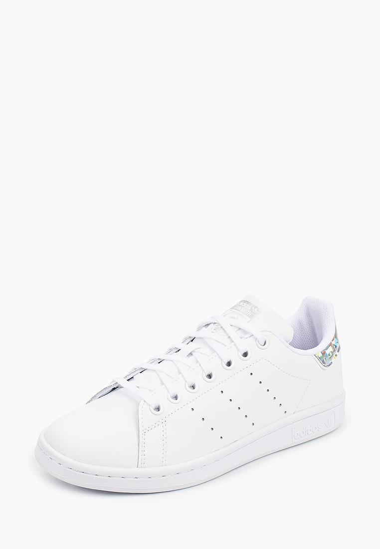 Кеды для мальчиков Adidas Originals (Адидас Ориджиналс) EE8483: изображение 2