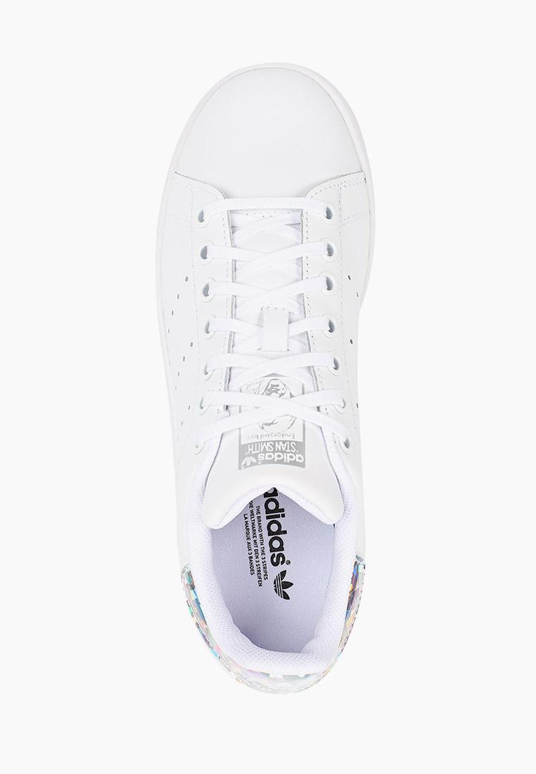 Кеды для мальчиков Adidas Originals (Адидас Ориджиналс) EE8483: изображение 4