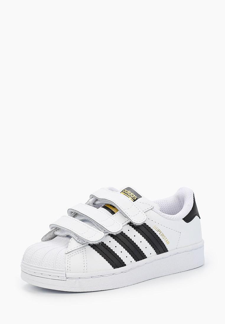 Кеды для мальчиков Adidas Originals (Адидас Ориджиналс) EF4838: изображение 5
