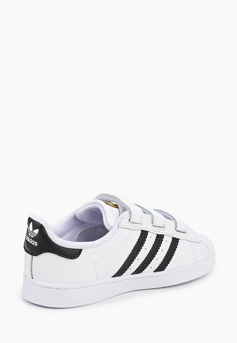 Кеды для мальчиков Adidas Originals (Адидас Ориджиналс) EF4842: изображение 3