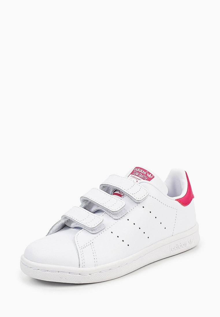 Кеды для мальчиков Adidas Originals (Адидас Ориджиналс) B32706: изображение 2