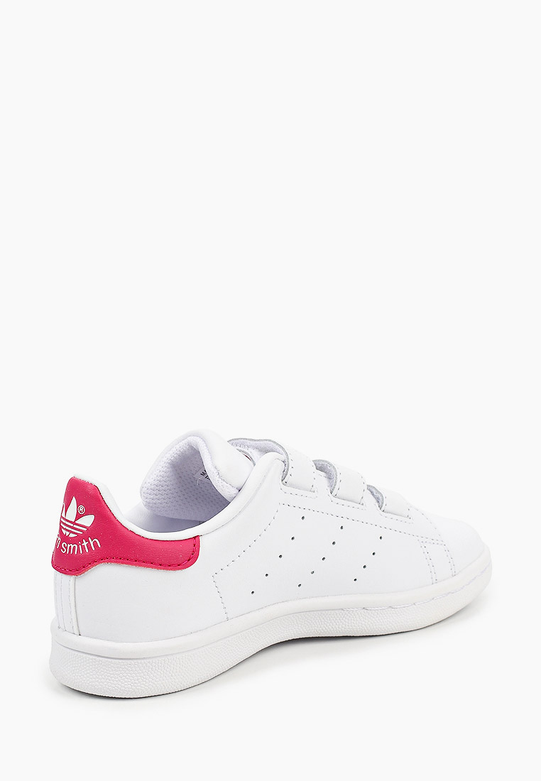 Кеды для мальчиков Adidas Originals (Адидас Ориджиналс) B32706: изображение 3