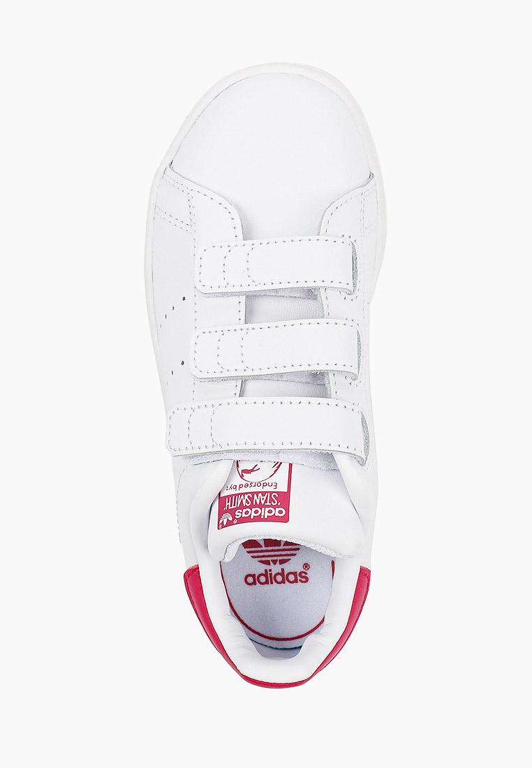 Кеды для мальчиков Adidas Originals (Адидас Ориджиналс) B32706: изображение 4
