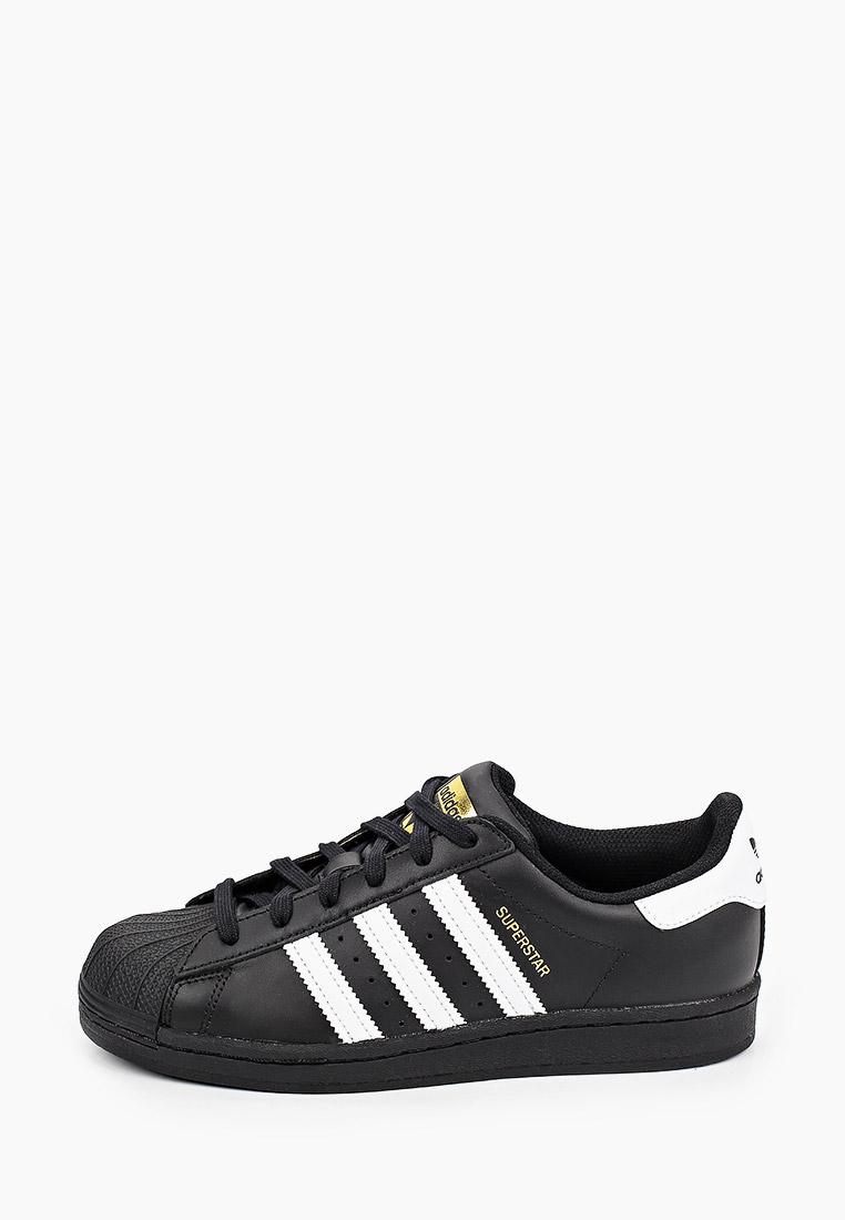 Кеды для мальчиков Adidas Originals (Адидас Ориджиналс) EF5398: изображение 1