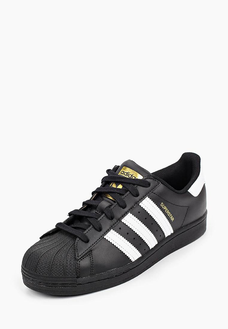 Кеды для мальчиков Adidas Originals (Адидас Ориджиналс) EF5398: изображение 2
