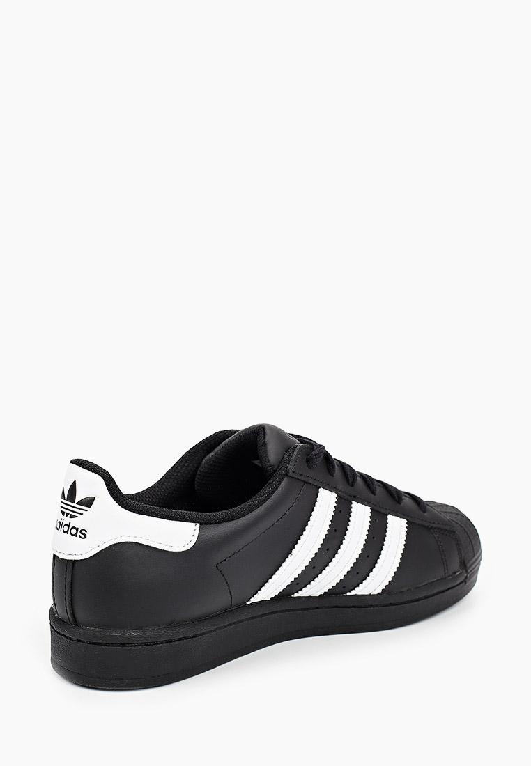 Кеды для мальчиков Adidas Originals (Адидас Ориджиналс) EF5398: изображение 3