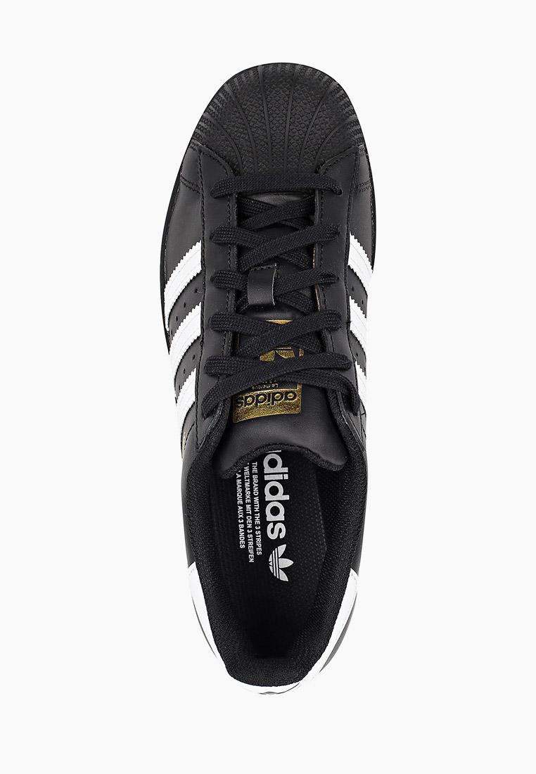 Кеды для мальчиков Adidas Originals (Адидас Ориджиналс) EF5398: изображение 4