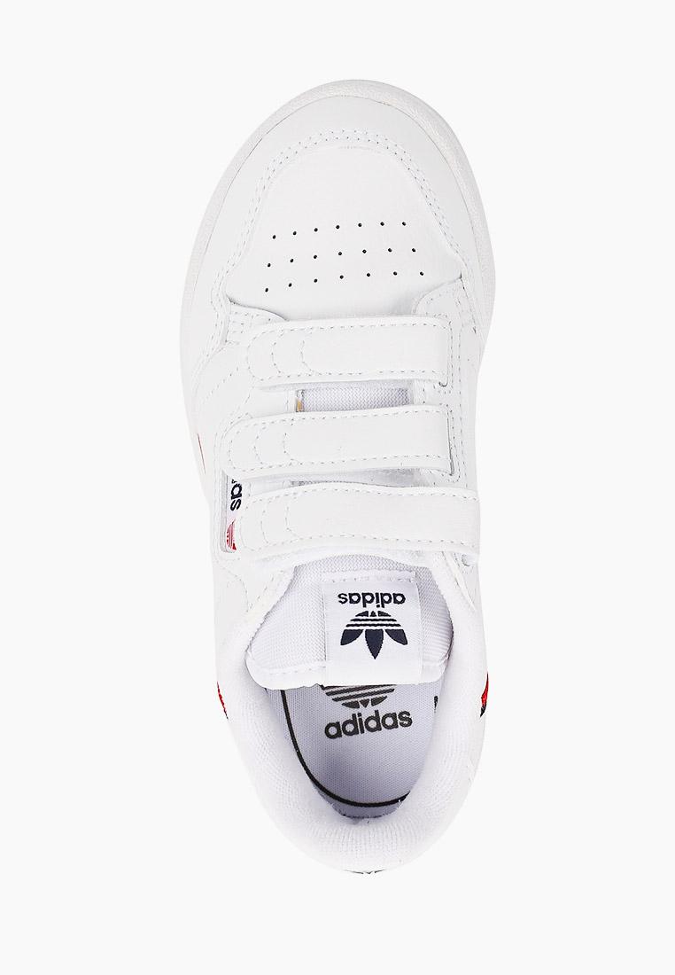 Кеды для мальчиков Adidas Originals (Адидас Ориджиналс) EH3222: изображение 4