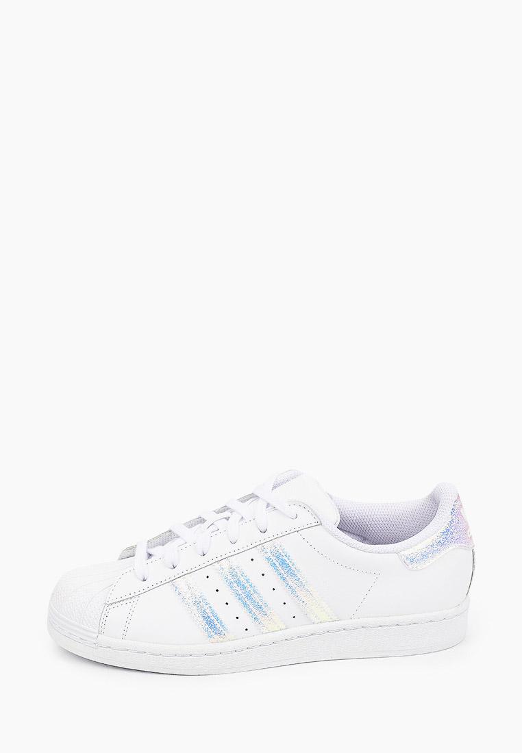 Кеды для мальчиков Adidas Originals (Адидас Ориджиналс) FV3139